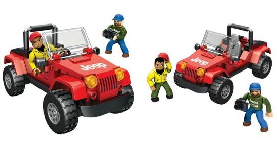 mega bloks jeep pm