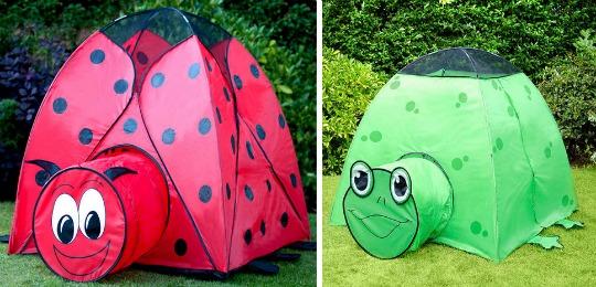 play tent B&M pm