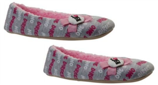 1D slippers pm