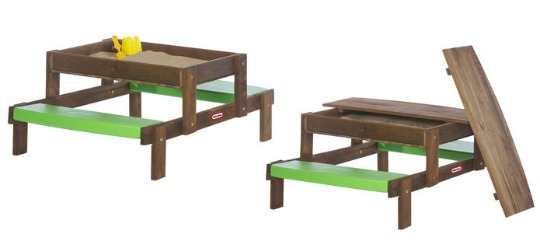 2 in 1 sand and picnic table pm