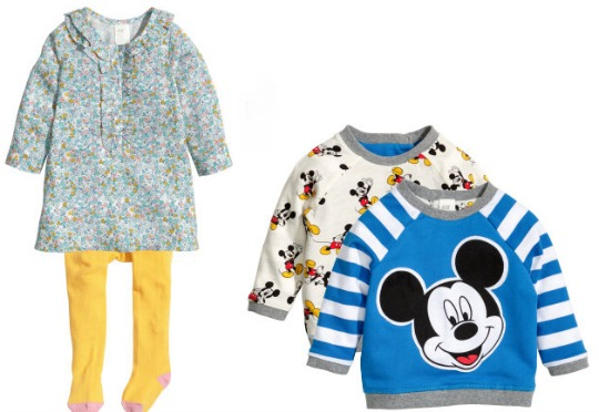 Children s Clothing Sale NOW ON! Items From Just £2   H M bf6bb9930