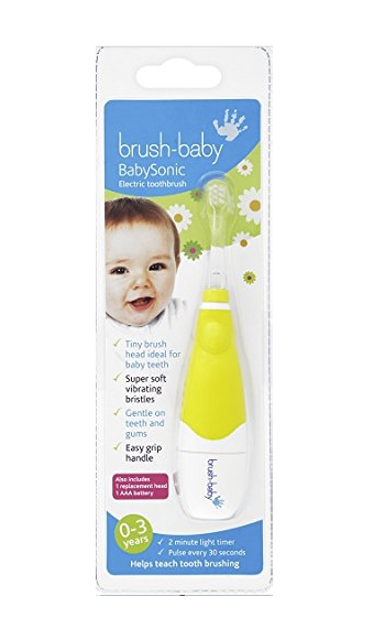 Brush Baby Sonic Electric Toothbrush