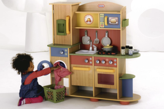 Little Tikes Premium Wood Home Kitchen