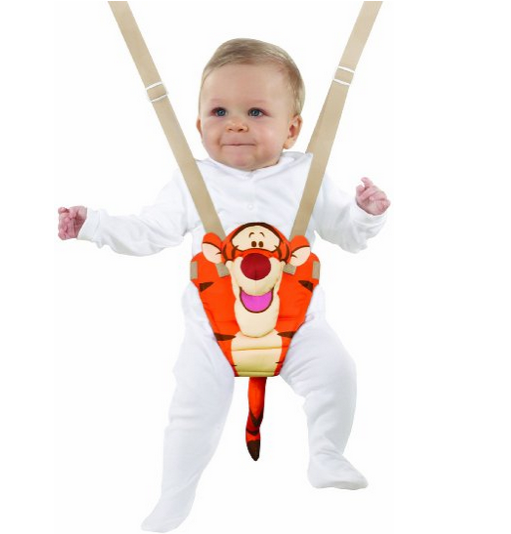 5a3b6c050 Disney Munchkin Tigger Bouncer £19.50 Was £29.99   Amazon