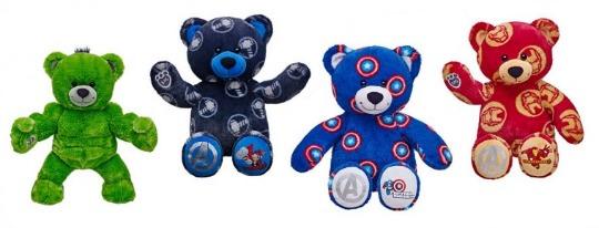 avengers bears pm