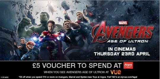 avengers vue offer pm