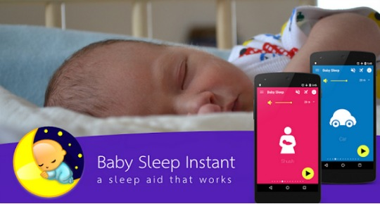 baby sleep instant pm