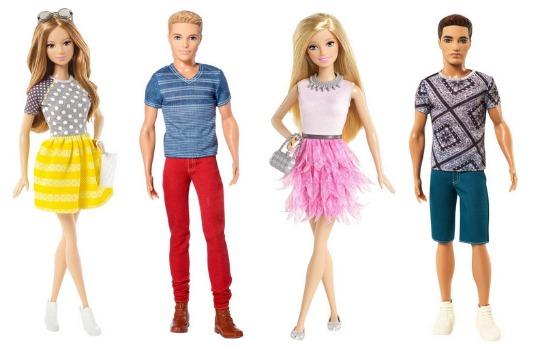 barbie fashionistas pm