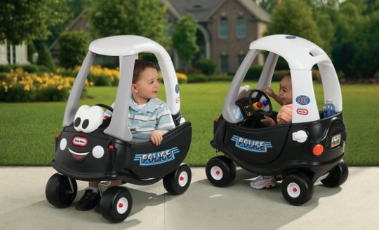 cozy coupe police pm