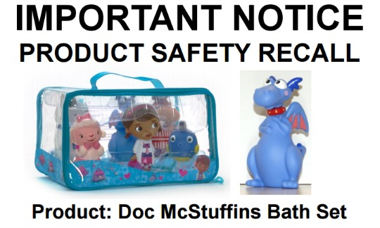 doc bath set recall pm