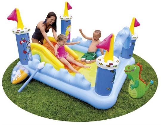 fanatsy castle play pool pm