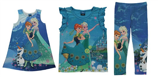 frozen fever clothing pm