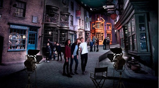 harry potter studio pm