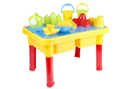 jacks sand and water table pm