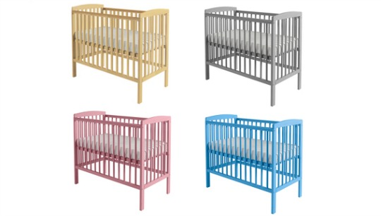 kinder valley compact cot pm