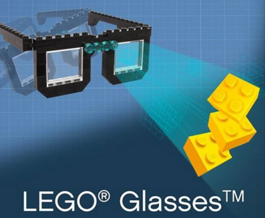 lego glasses april fool pm