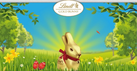 lindt gold bunny pm