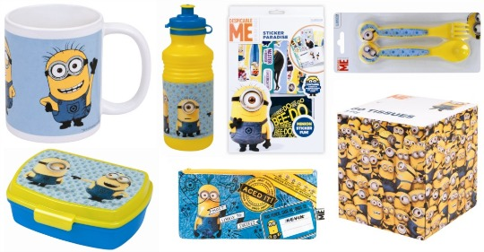 minions at poundworld pm