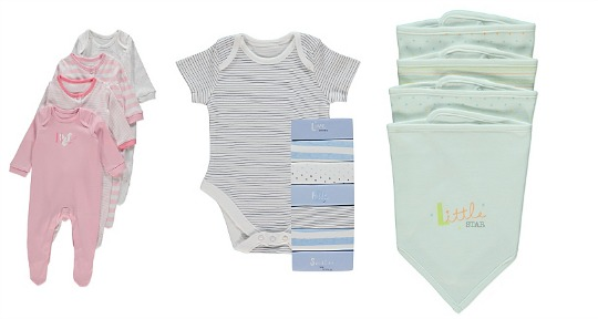 one extra free baby clothing pm
