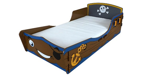pirate bed pm