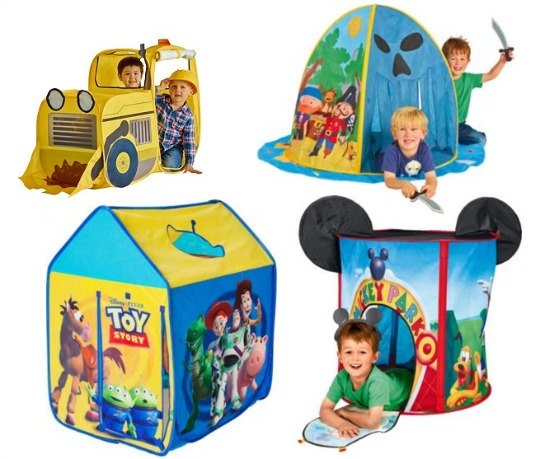 play tents argos pm
