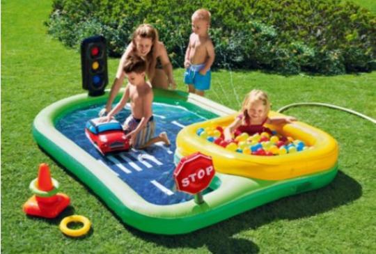 argos swimming pool