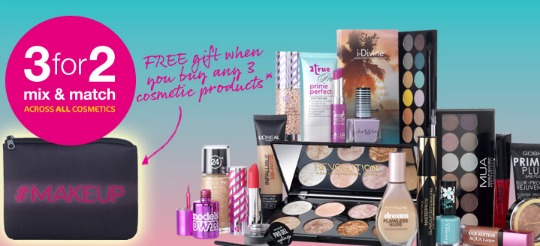 superdrug 3 for 2 pm