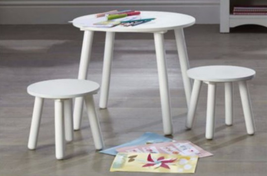 tesco table and stools pm