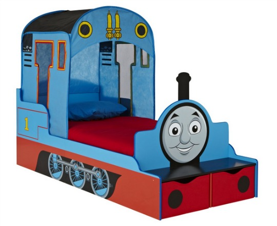 thomas feature bed pm