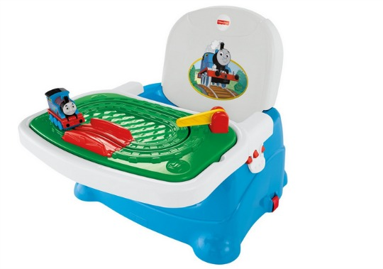 thomas play tray booster pm