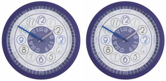 time teacher clock pm