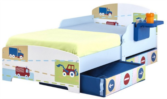 trucks and tractors bed pm