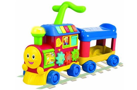 walker ride on train pm