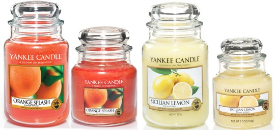 yankee candle oranges and lemons pm
