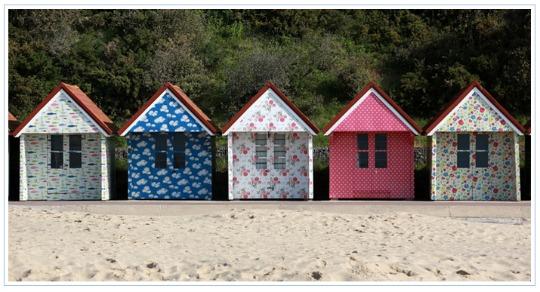 CK bournemouth beach huts pm