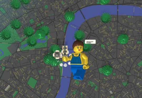LEGO Brickstreet