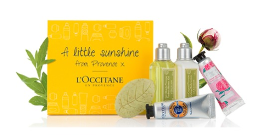 L'Occitane freebie pm