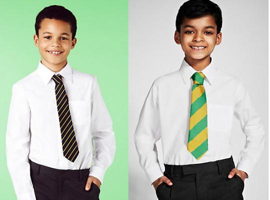 M&S school uniform