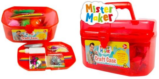 Mister Maker Craft Case