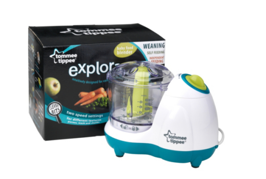 Tommee Tippee Explor Baby Food Blender