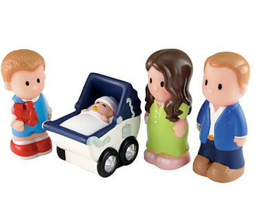 ELC Happyland Royal Family Set