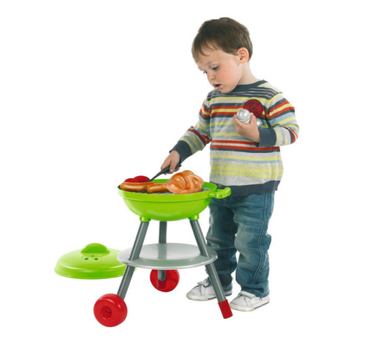 Ecoiffier Toy Barbecue Set