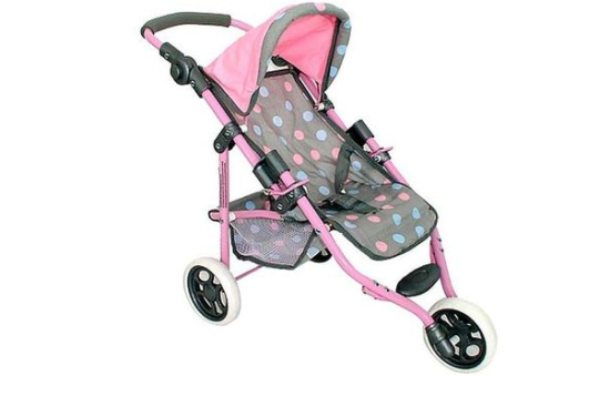 You & Me Lola Jogging Buggy