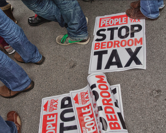 How to avoid bedroom tax