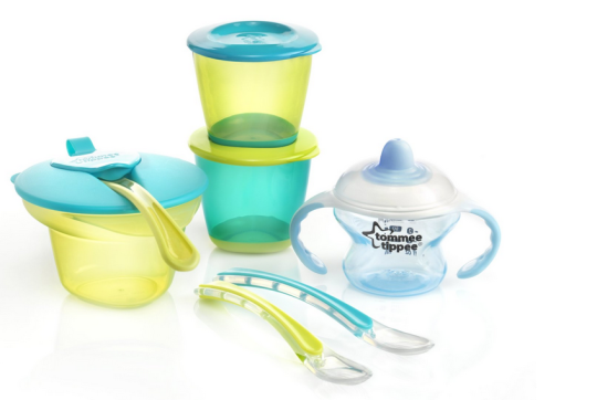 Tommee Tippee Explora Weaning Kit