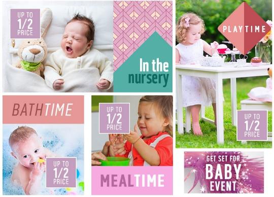 argos baby event pm