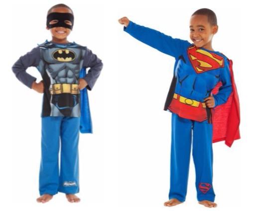 batman v superman pjs pm