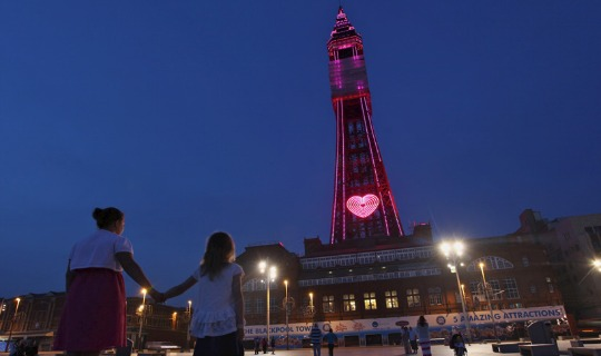 blackpool tower pm