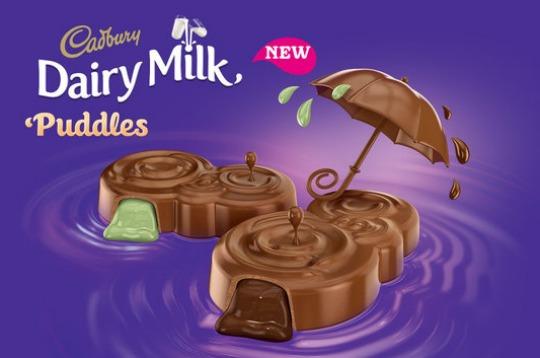 dairy milk puddles pm