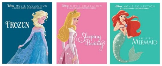 disney movie collection books pm